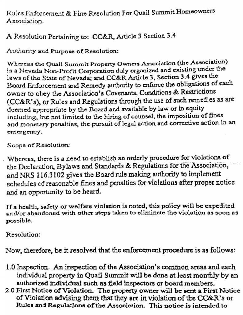 Change in Policy 2005 page 1